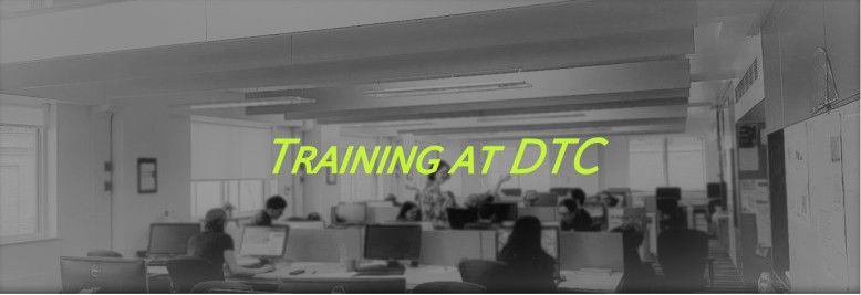 TrainingatDTCbanner
